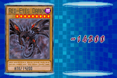Yu-Gi-Oh! GX - Duel Academy - 14200 direct damage - User Screenshot